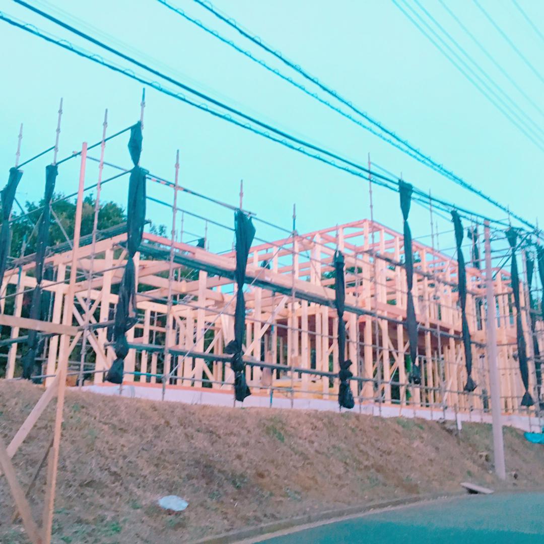 建前工事(2017.09.13)