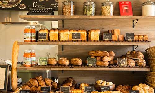 常に変化していく「丘の上のパン屋」
