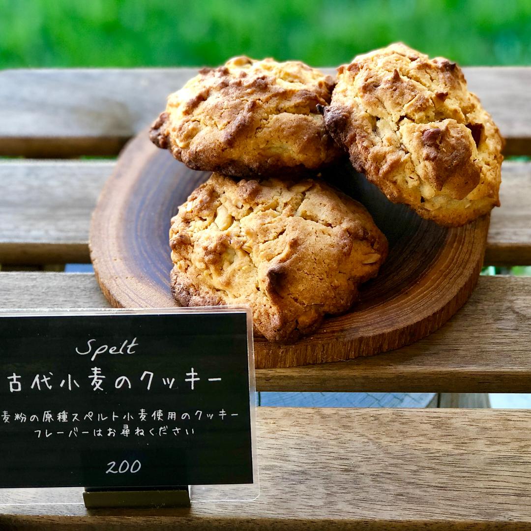 古代小麦のクッキー(2018.08.15)