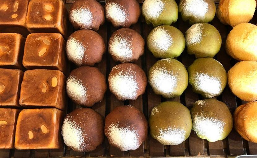 抹茶とホワイトチョコレート(2018.11.23)