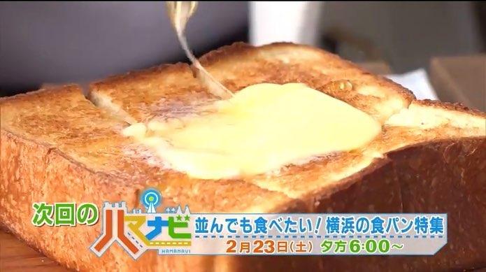 神奈川テレビ『ハマナビ』に出演します(2019.02.22)