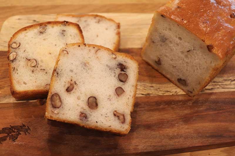 米粉食パン(大納言小豆)