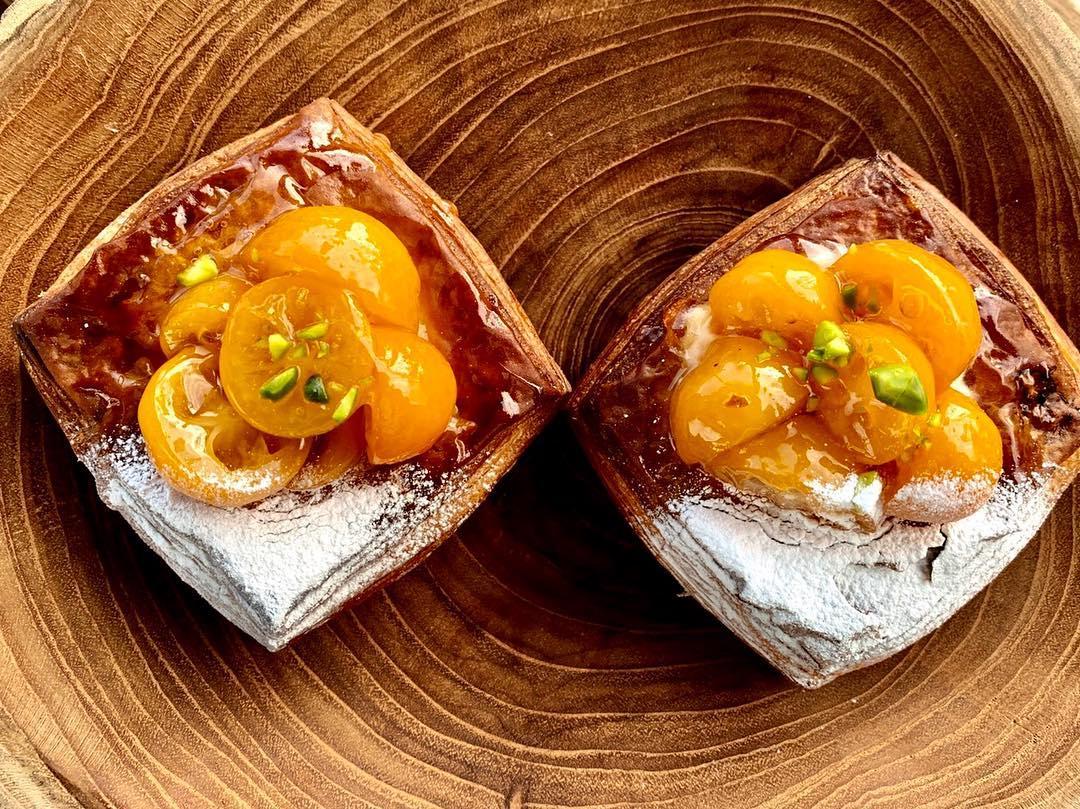 金柑とクリームチーズのデニッシュ(2019.03.01)