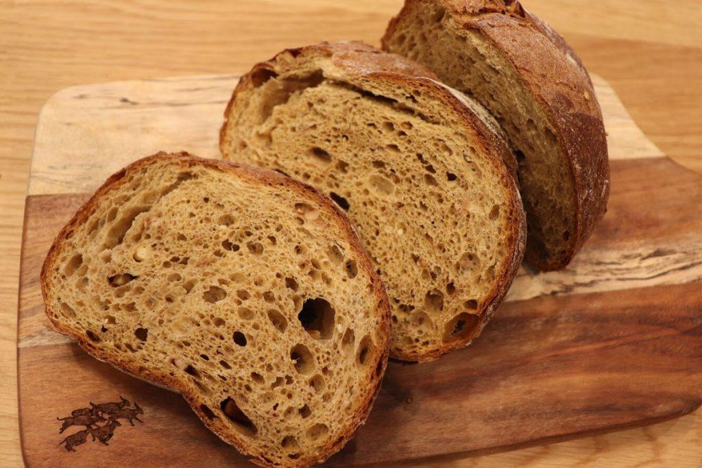 低糖質ふすまパン