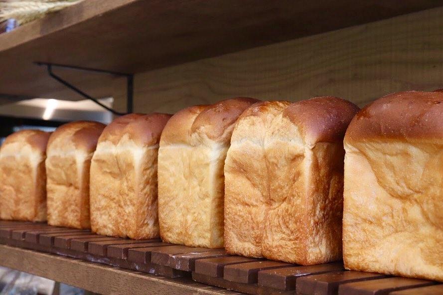 食パン、プレミアムブレッド(2019.05.10)