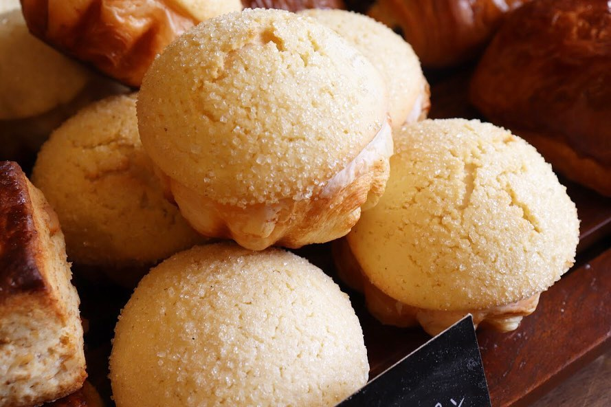 ムレスナティーの紅茶のクリームパン(2019.06.08)