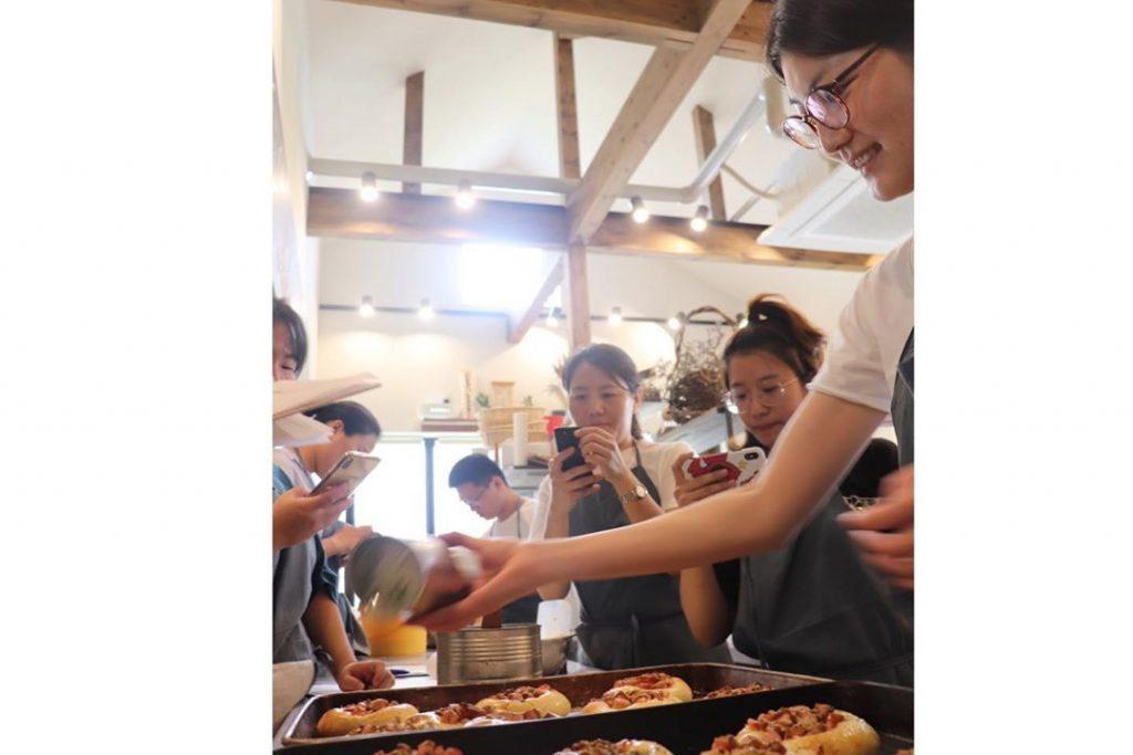 丘の上のパン教室~中国編~(2019.07.08)
