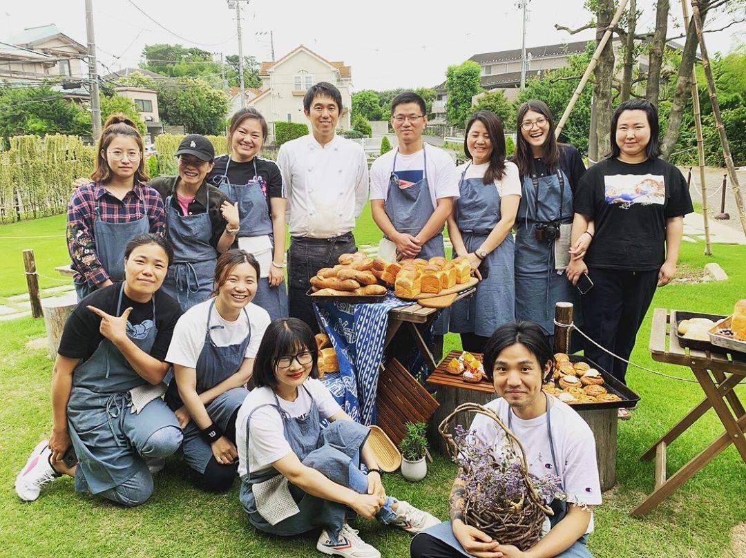 丘の上のパン教室~中国編~(2019.07.10)