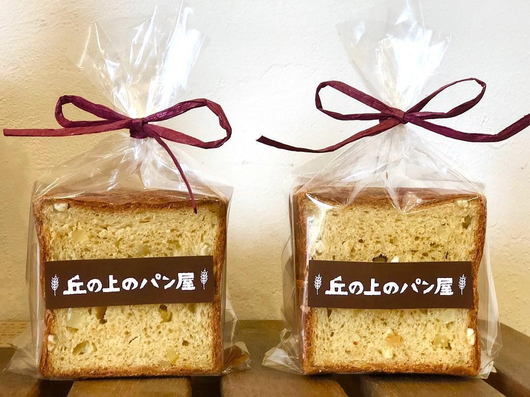 栗のパン「シャテーニュ」は、ご予約優先の商品となっております(2019.10.03)