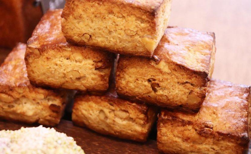 おはようございます 丘の上のパン屋です。 月曜日・火曜日は定休日となります。 また、水曜日からよろしくお願いします。