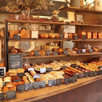 新商品ぞくぞく、50種類以上のパンが店頭に並んでおります(2020.02.16)