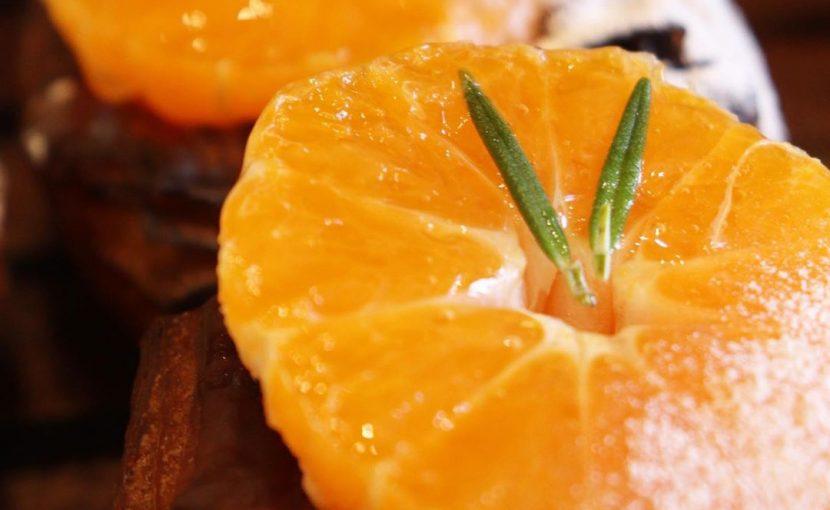 柑橘のデニッシュ、湘南ゴールドのデニッシュ他、豊富なデニッシュをご用意しています(2020.03.12)