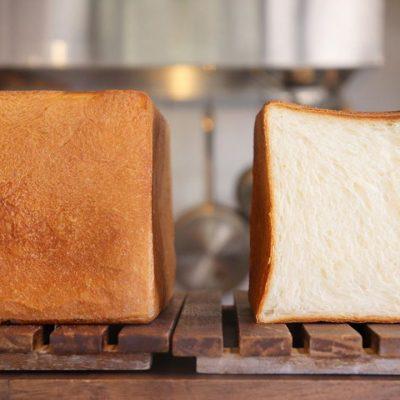 食パンは、午前と午後の2回(9時半、13時半~14時)焼かせて頂いています(2020.04.04)