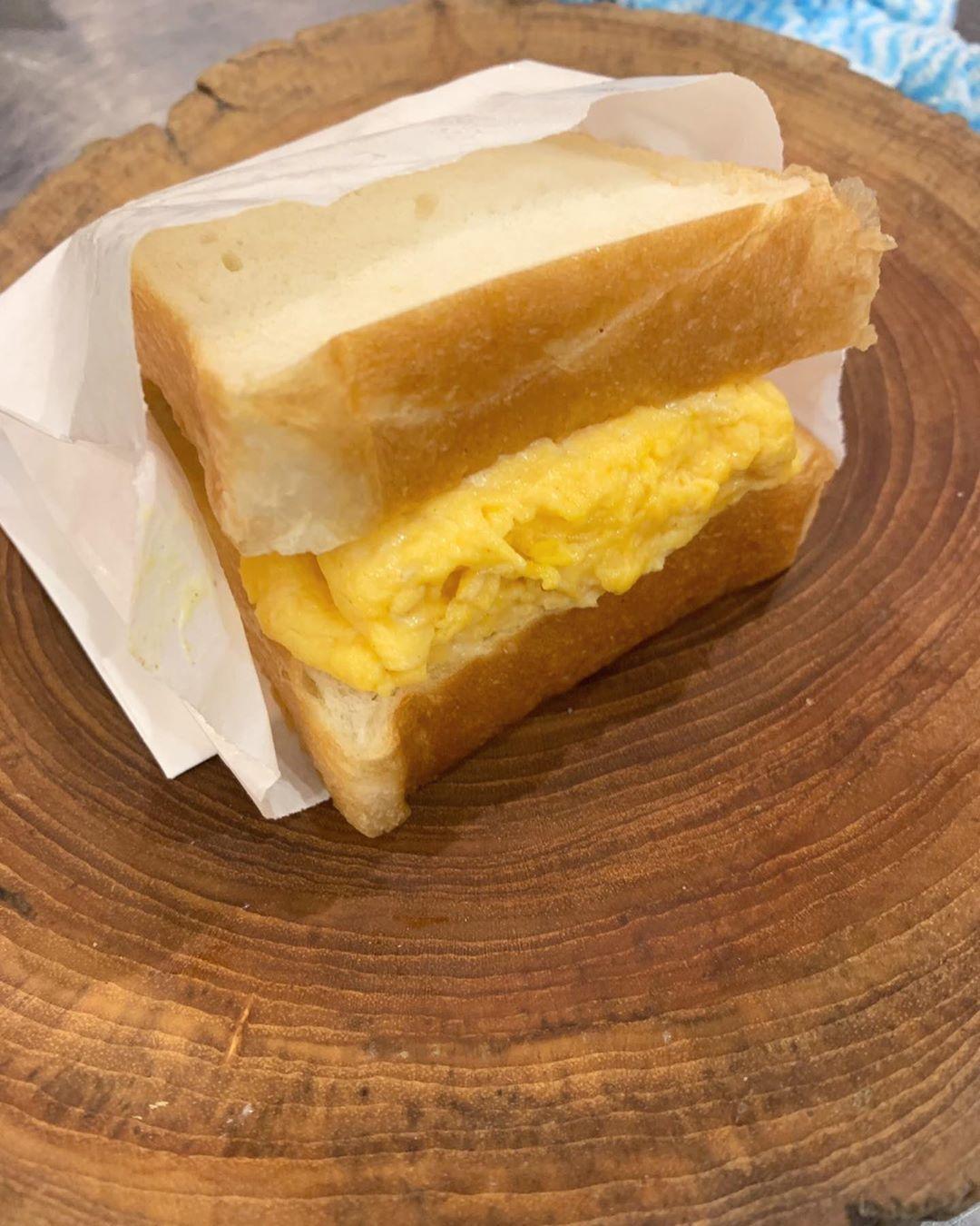 本日から「バインミーサンド」と「特製卵サンド」が新しくスタートしています(2020.06.18)