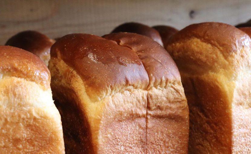 人気の食パン・プレミアムブレッドをたくさん焼かせていただいております(2020.09.11)