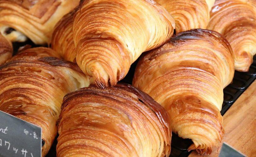人気の「発酵バターのクロワッサン」「パン・オ・ショコラ」たくさん焼かせていただきます(2020.09.20)