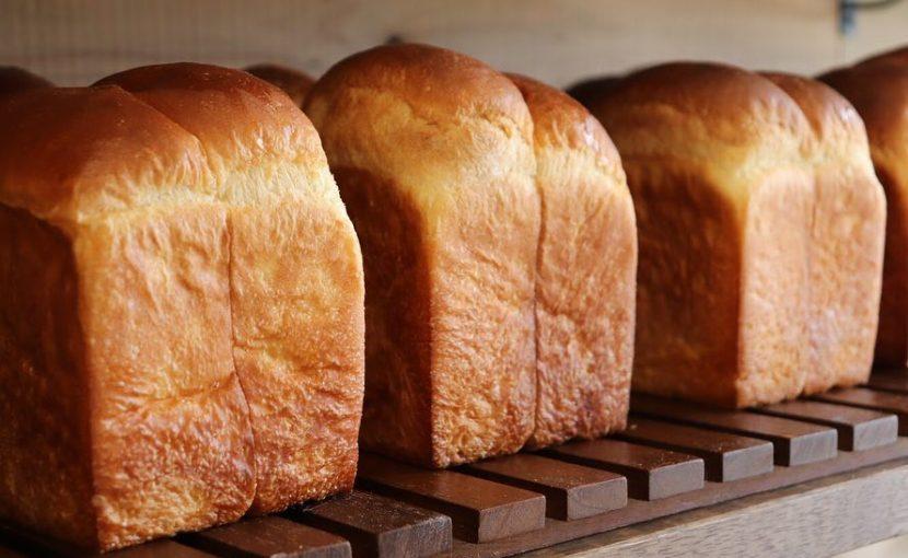 人気の食パン、プレミアムブレッドたくさんお求めいただき本日分も完売いたしました(2021.02.26)