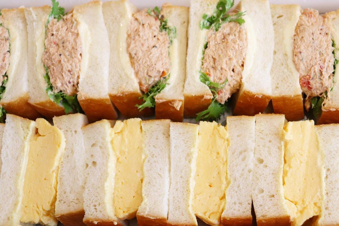 人気のバゲットサンド・サンドウィッチは、10:00~10:30頃に随時ご用意させて頂きます(2021.06.10)