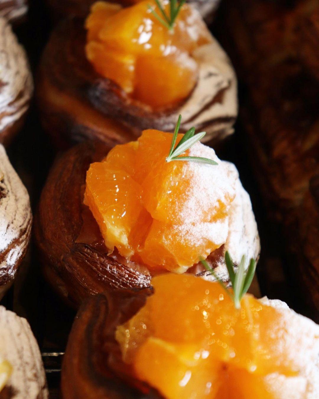 柑橘(バレンシア)のデニッシュ、台湾パインのデニッシュが終了予定となります(2021.07.14)