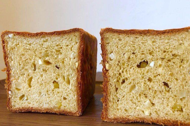 本日より秋の新商品の栗のパン「シャテーニュ」をスタートします(2021.10.02)